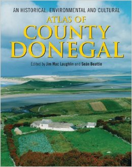 Atlas of County Donegal cover