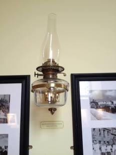 Carndonagh oil lamp