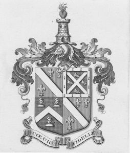 Hart coat of arms