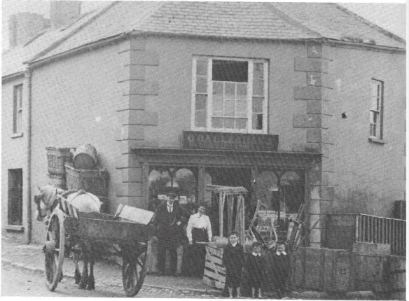 Carndonagh Corner